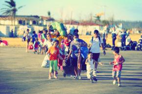 (fot. PHILIPPINES SUPER TYPHOON HAIYAN)