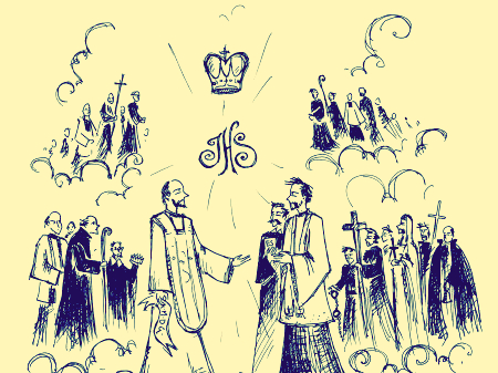 Święto Wszystkich Świętych oraz Błogosławionych Towarzystwa Jezusowego