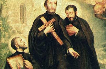 Św. Jan del Castillo SJ