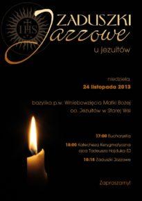 zaduszki jazzowe rgb