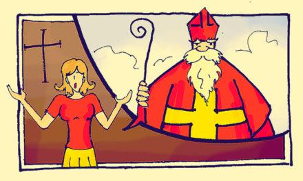 Kto wierzy w świętego Mikołaja?