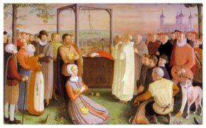 (fot. Czterdziestu Męczenników Anglii i Walii)