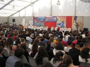 (fot. Zjazd Movimento Eucaristico Giovanile 2013 we Frascati pod Rzymem)