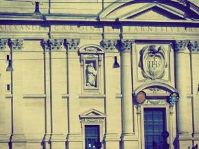 Kościół Iglesia del Gesù. (fot. Krzysztof Kołacz)