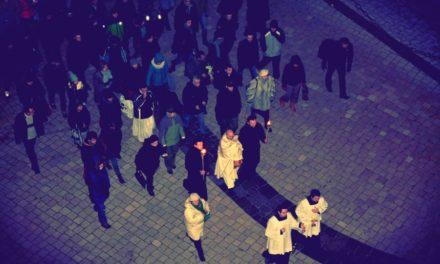 Objawienie na krakowskim Rynku