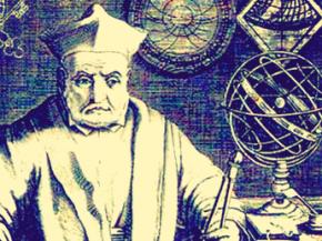 (fot. Christopher Clavius na znaczku edycji watykańskiej)