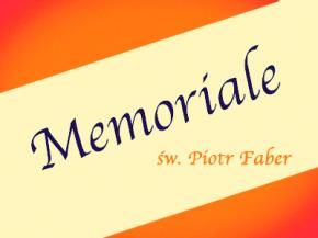 (fot. Memoriale św. Piotra Fabra SJ)