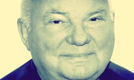 20 grudnia zmarł o. Tadeusz Pawlicki SJ