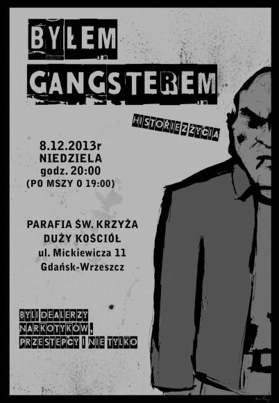 Plakat Byli Gangsterzy jezuci