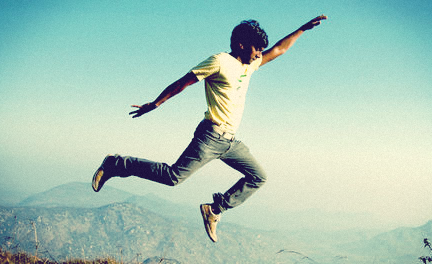 Kryzysy w życiu są duchową trampoliną
