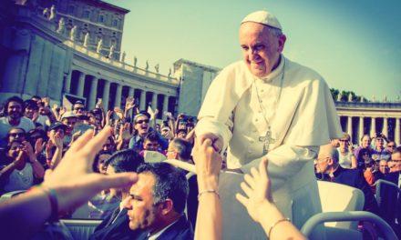 Franciszek, Boże Narodzenie i media