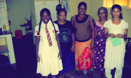 COLOMBO: Shanthi Nivasa (Miejsce Pokoju)