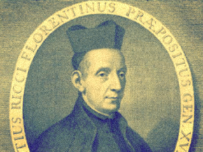 (fot. Generał Lorenzo Ricci SJ/ lepantofoundation.org)