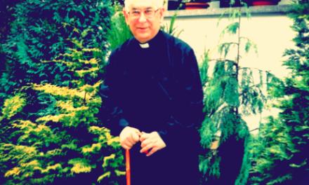 Śp. o. Piotr Czerniak, SJ (1936-2013)