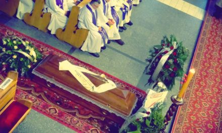 Pożegnanie o. Marka Gawlika SJ
