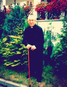 (Śp. o. Piotr Czerniak, SJ, fot. JNW)