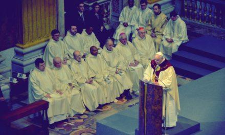 Homilia papieża Franciszka z Del Gesu