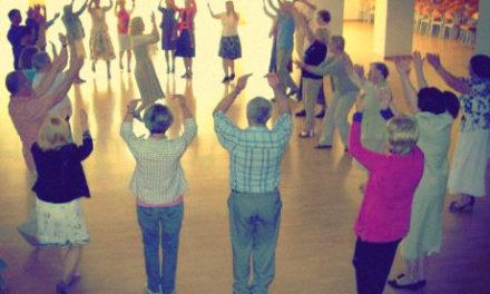 Warsztaty tańca izraelskiego