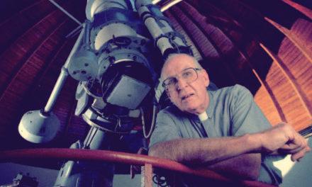 Pierwszy jezuita w kosmosie