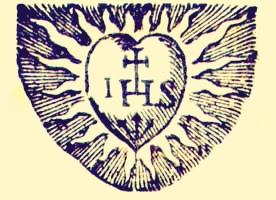 IHS: monogram Towarzystwa Jezusowego