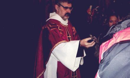 O. Jacek Siepsiak kapelanem ZHR