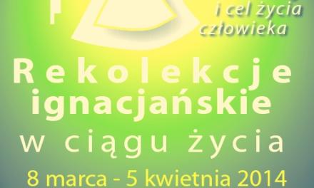 Lublin: Rekolekcje w życiu codziennym