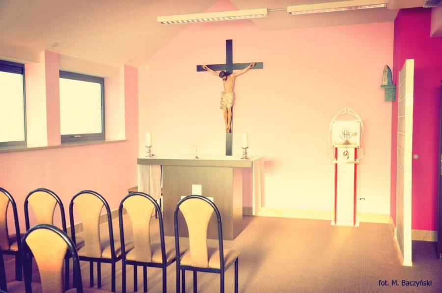 Studenci Ignatianum mają nową kaplicę
