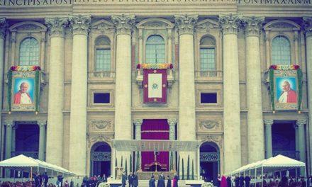 Myśli po kanonizacji Papieży