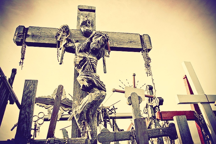 Śmierć Jezusa i nasza