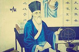 Założyciel misji w Chinach