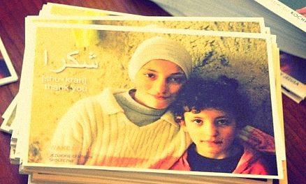 Dzieci dzieciom – pomoc dla Syrii