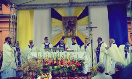 Uroczystości odpustowe w Świętej Lipce