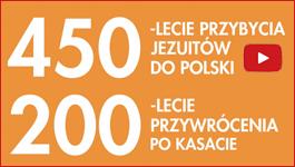 Jezuici w Polsce - jubileuszowy klip