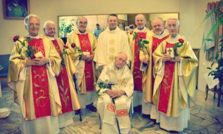 50-lecia kapłaństwa polskich jezuitów