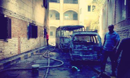 Jezuici zaatakowani w Egipcie