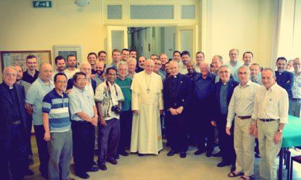Spotkania Papieża z Jezuitami