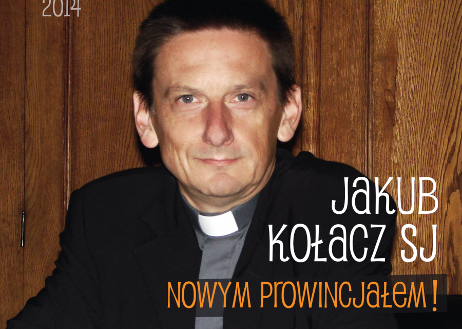O. Jakub Kołacz SJ oficjalnie Prowincjałem