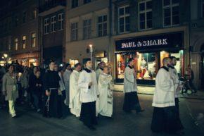 Inauguracja 3 sezonu Mszy w int. mężczyzn w Krakowie. (fot. Anna Sater)