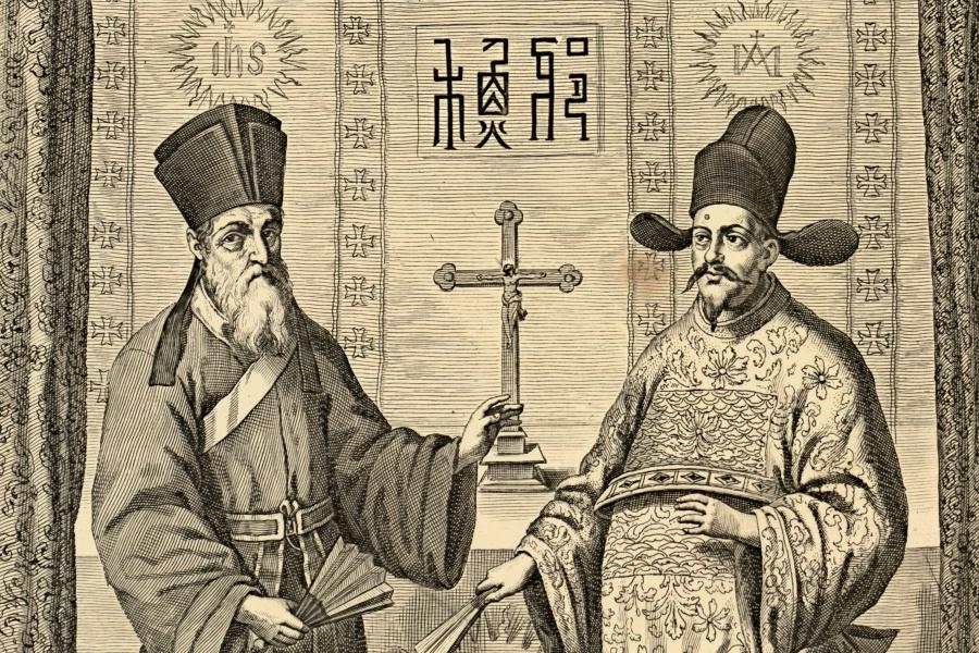 Chiny bez Jezuitów