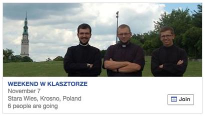 Weekend w klasztorze - wydarzenie