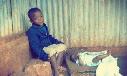 Nairobi – Kangemi Upendo znaczy miłość