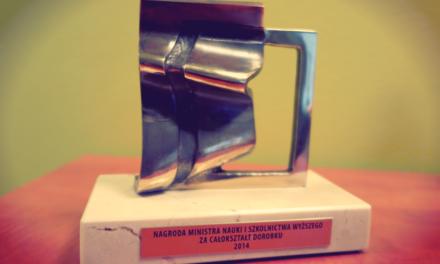 Nagroda dla Ojca Ludwika Grzebienia SJ