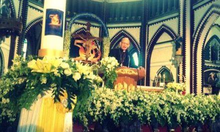 Birmańscy jezuici świętują 500 lat chrześcijaństwa