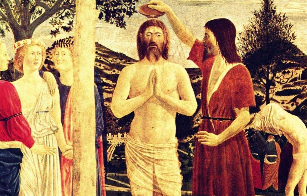 Gdynia: Konferencja o Chrzcie Jezusa