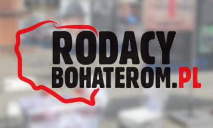 Zaproszenie na finał akcji Rodacy-Bohaterom