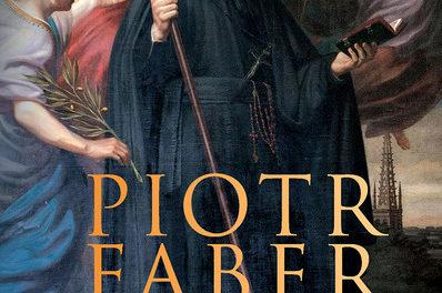 Ukazała się biografia św. Piotra Fabera SJ