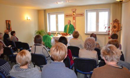 Sesja biblijna z modlitwą o uzdrowienia