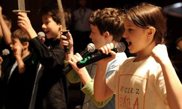 Zaproszenie: Warsztaty muzyczne dla młodzieży w Łodzi [WIDEO]