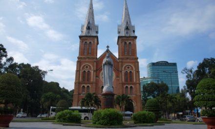 Obchody jezuickiego jubileuszu w Wietnamie