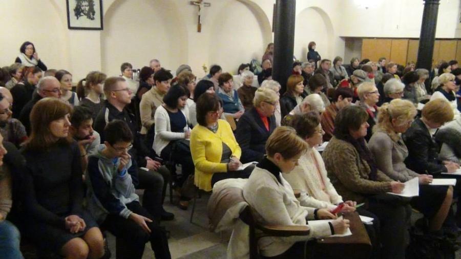 Relacja: Rekolekcje w Białymstoku